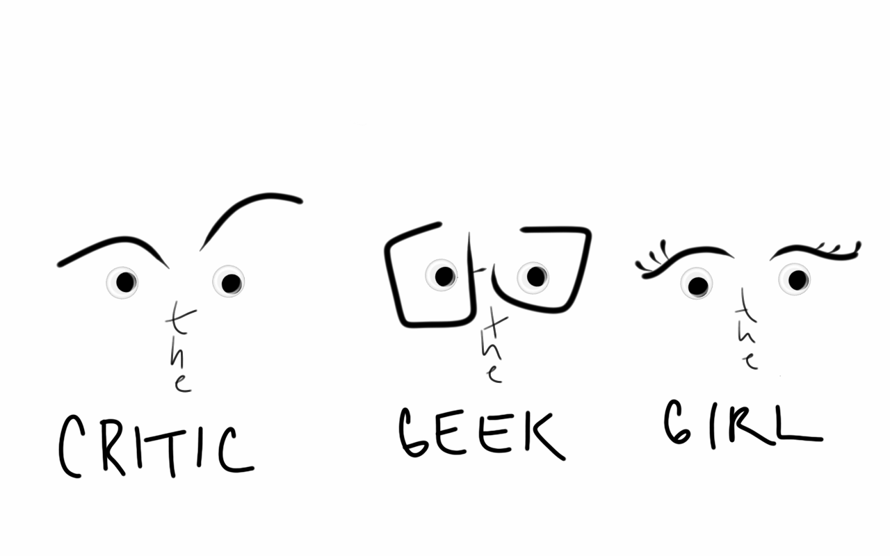 The Critic The Geek & The Girl